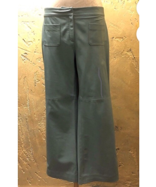 Pantalone  8 Muse in nappa