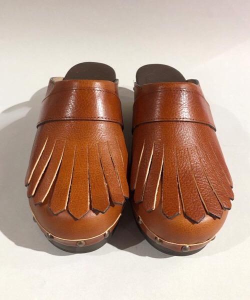 Antidoti zoccoli in pelle